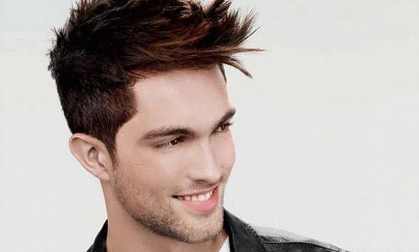صور جميلة للرجال فعلا شوية شباب في قمة الحلاوة حاجة تهوس Cool Hairstyles Mens Hairstyles Short Cool Hairstyles For Men