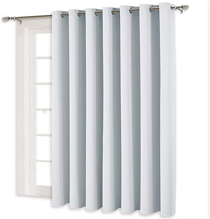 amazon com nicetown vertical blinds