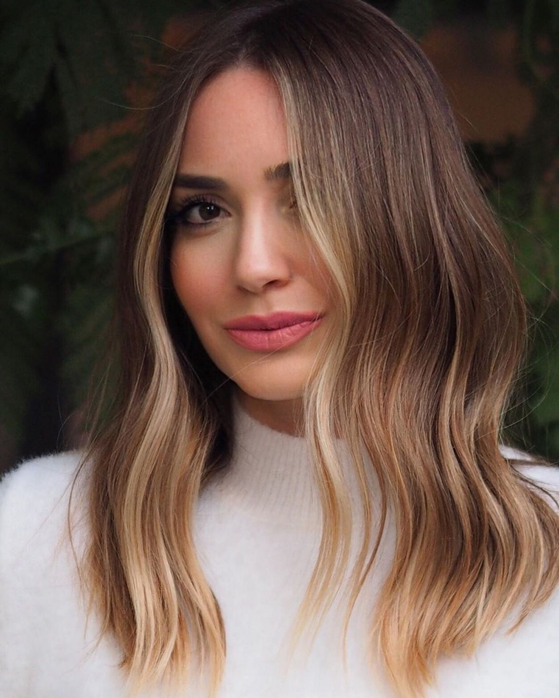 60+ Ideas How To Do an Balayage Ombre Hair Color