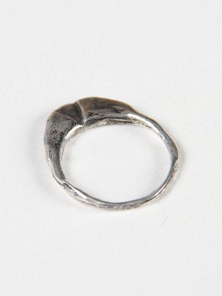 Luna Ring Silver
