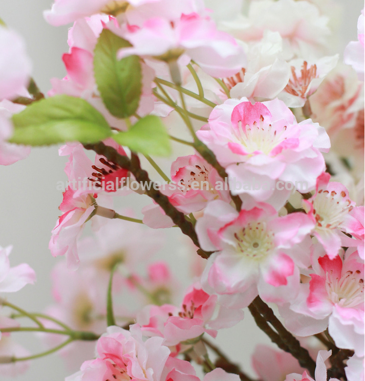 Wholesale Fake Cherry Blossom Branches With Low Price View Cherry Blossom Branches Ar P Product Details From Qingdao Brilliant East International Trade Co L Cherry Blossom Branch Cherry Blossom Blossom