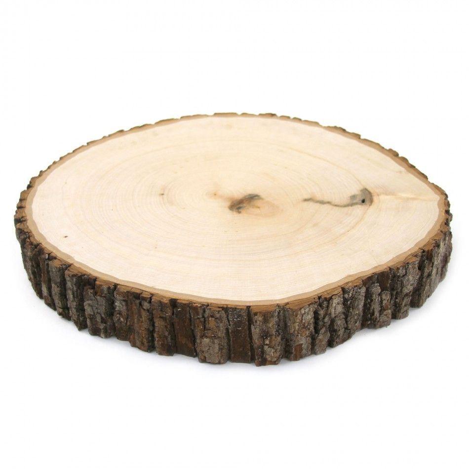 Reversible Cake Stand Wood Slabs [424498] : Wholesale Wedding ...