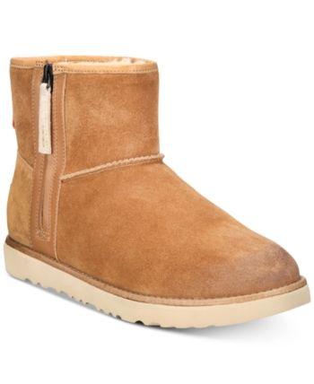 c483798343a UGG Men Classic Waterproof Mini Zip Boots Men Shoes in 2019 ...
