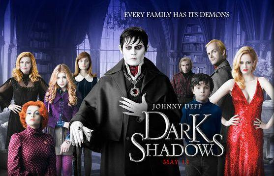 tim burton movies - Dark Shadows