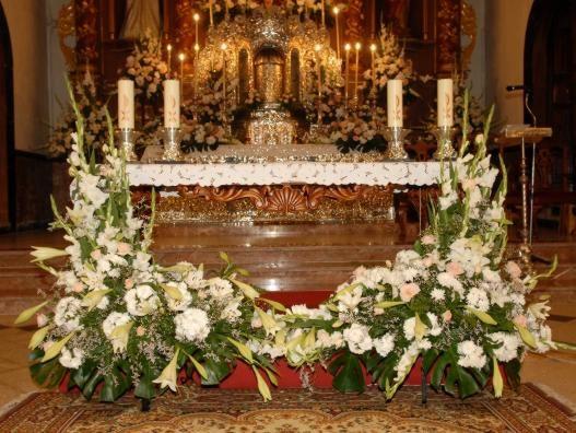 Boda Floristería Arreglos Florales Decoración Floral De
