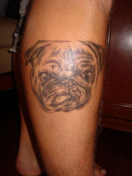 8ff33768e398 pug tattoos