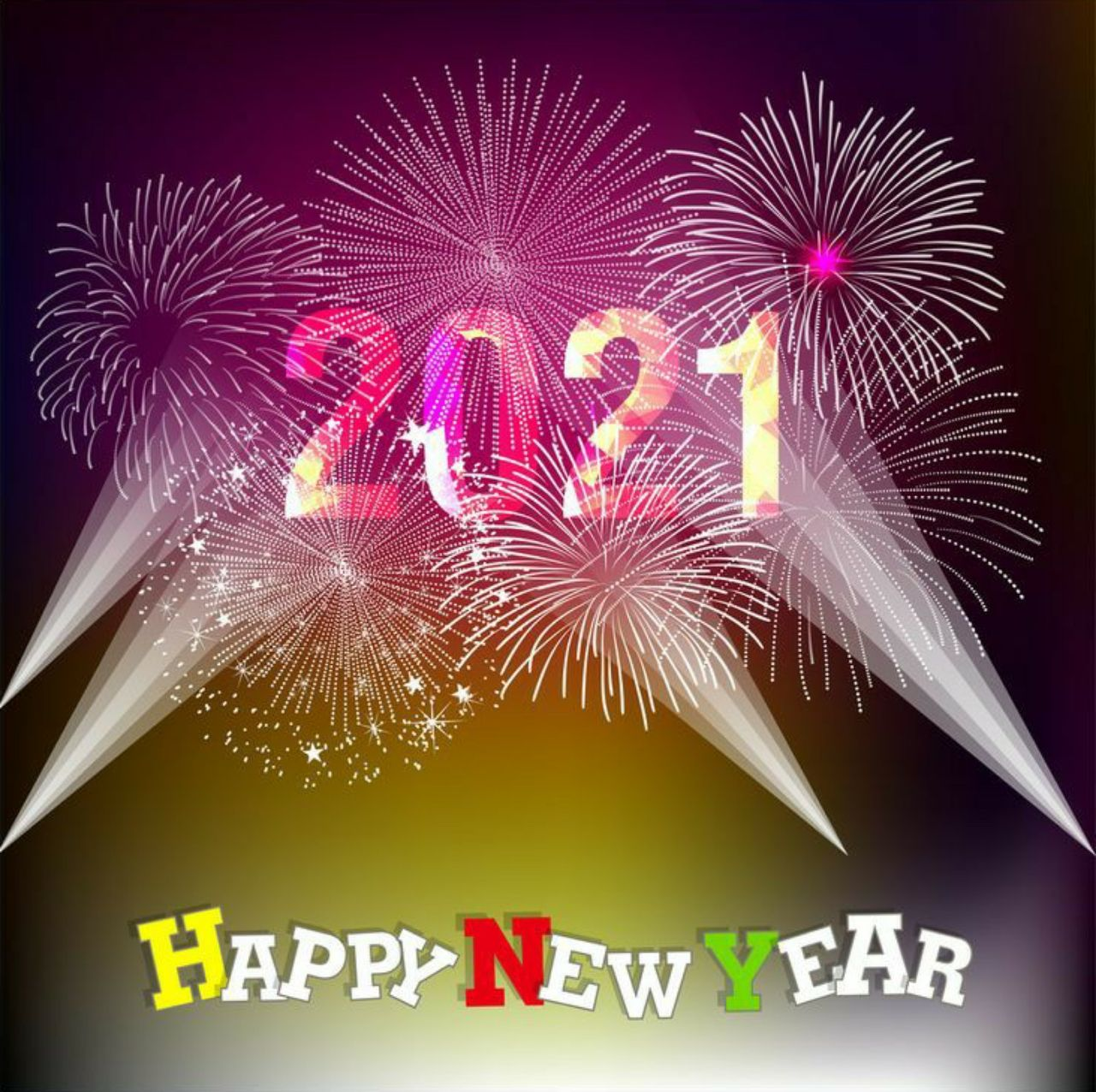 Happy New Year 2021 Wallpaper New Year Wishes Images Happy New Year Images Happy New Year Pictures Happy New Year Wishes