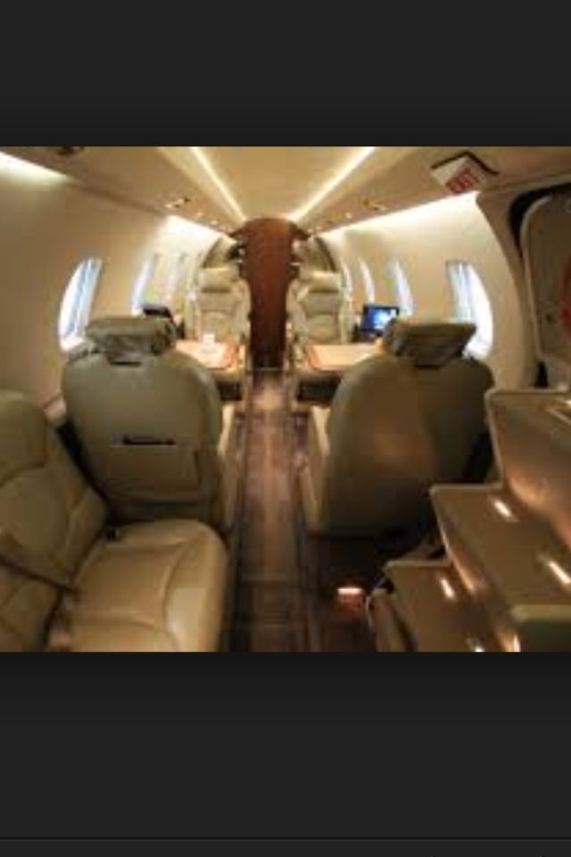 Cessna citation-prestige global company jet