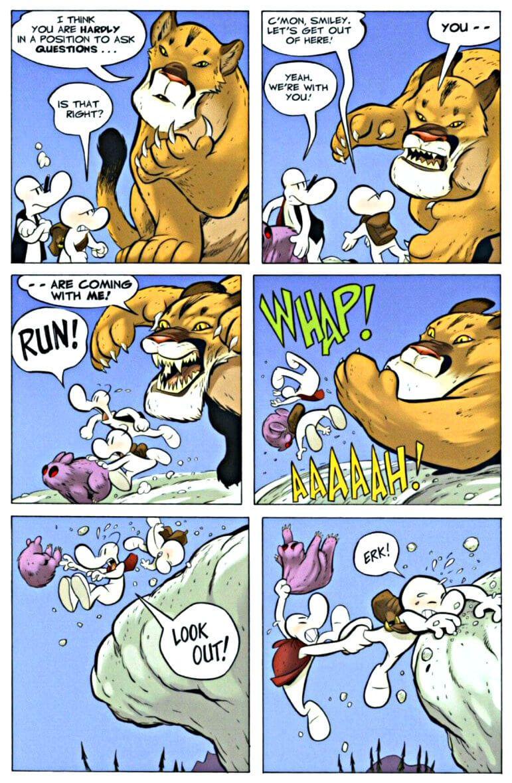 Page 17 Read Online Bone 5 Rock Jaw Master Of The Eastern Border Graphic Novel Bone Books Graphic Novel Bone Comic