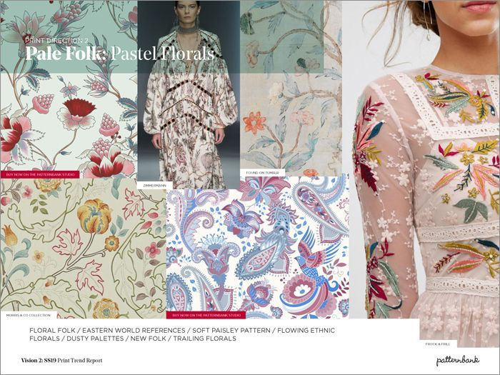 Vision 2: Spring/Summer 2019 Print & Pattern Trend Report ...