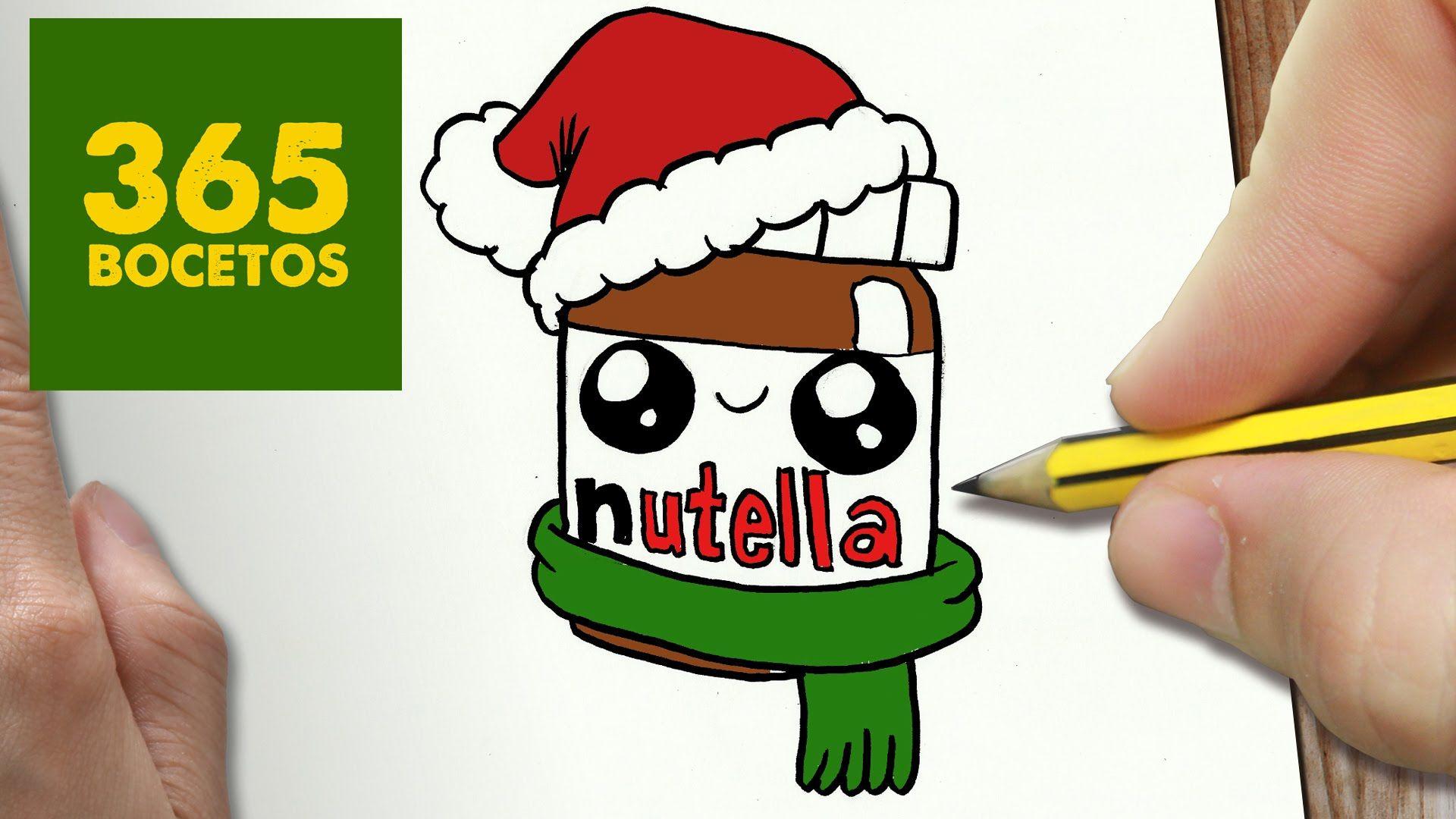 Fotos De Nutella Kawaii Dibujos Kawaii Faciles Dibujos