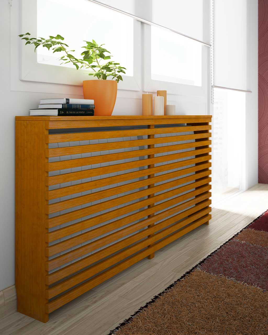 Cubreradiador Clasico Lamine Cubreradiadores Pinterest  # Muebles Cubreradiadores