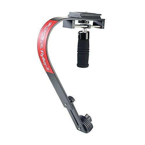 Battle Tested Film Gear 954-Flcm-Fb2-B Flycam Flyboy-Ii Mini Steadycam, black Battle Tested Film Gear http://www.amazon.com.mx/dp/B00NGKACZO/ref=cm_sw_r_pi_dp_Yu56vb0RATTWK
