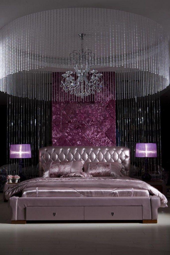 24 Purple Bedroom Ideas Decoholic Luxurious Bedrooms Purple