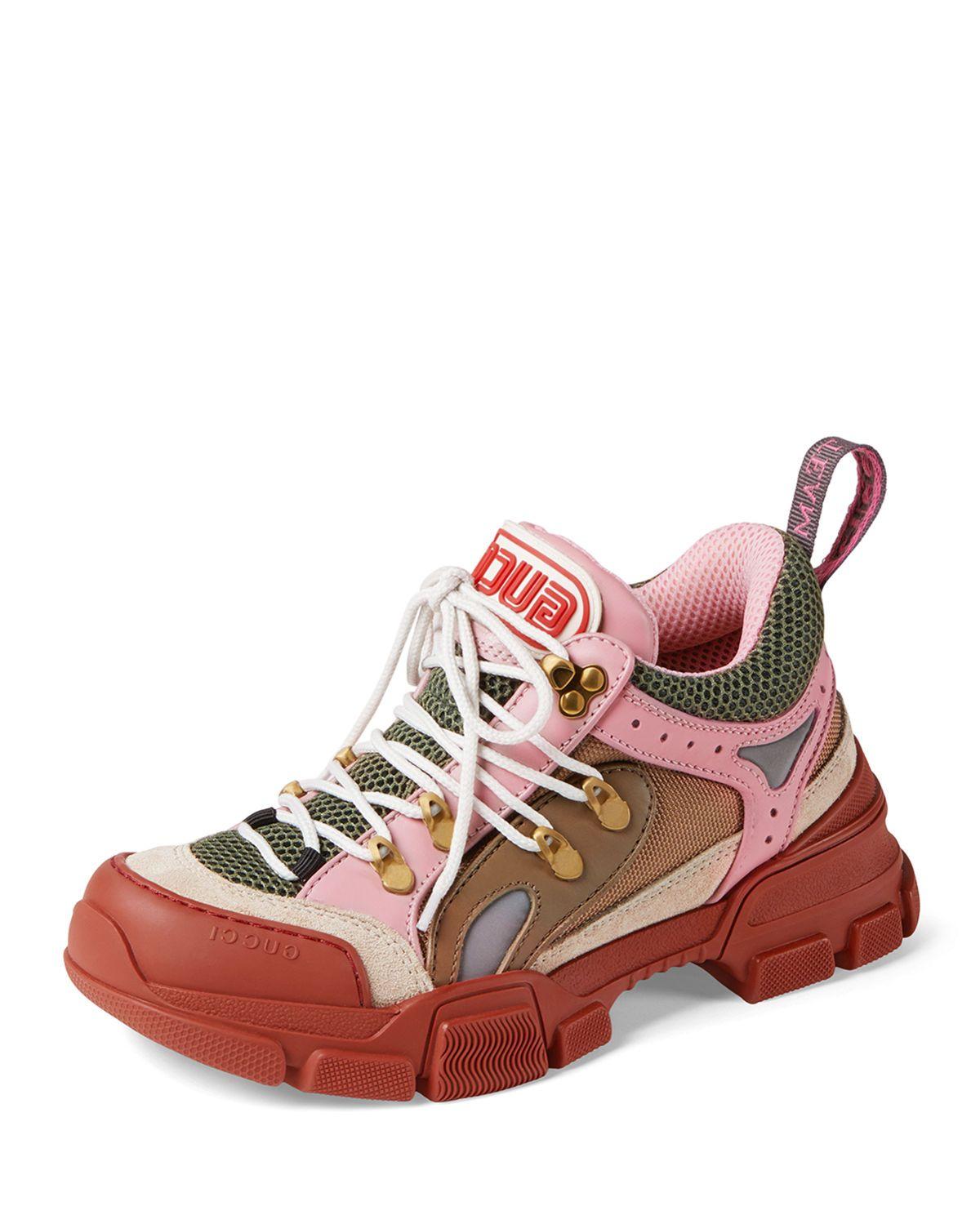 7bb653aed57 Gucci Flashtrek Hiker Sneaker in 2019