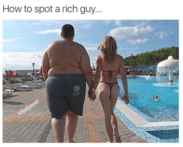 do skinny girls like fat guys