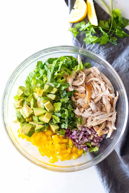 Avocado Chicken Salad Recipe Avocado Chicken Salad Avocado