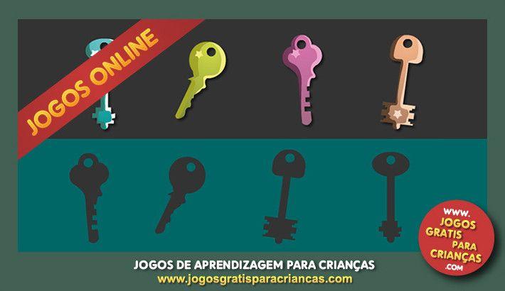 Jogos Gratis Online Para Criancinhas Chaves Coloridas Jogos Criancas Jogos Online