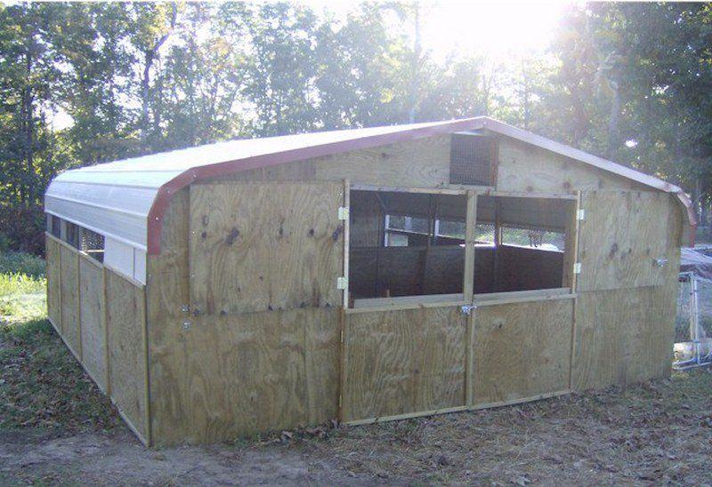 CarportBarn7.jpg (800×548) Diy horse barn, Diy carport