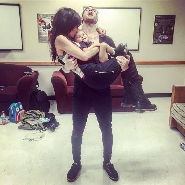 Lights, Beau Bokan welcome baby daughter; Pete Wentz, Meagan Camper expecting
