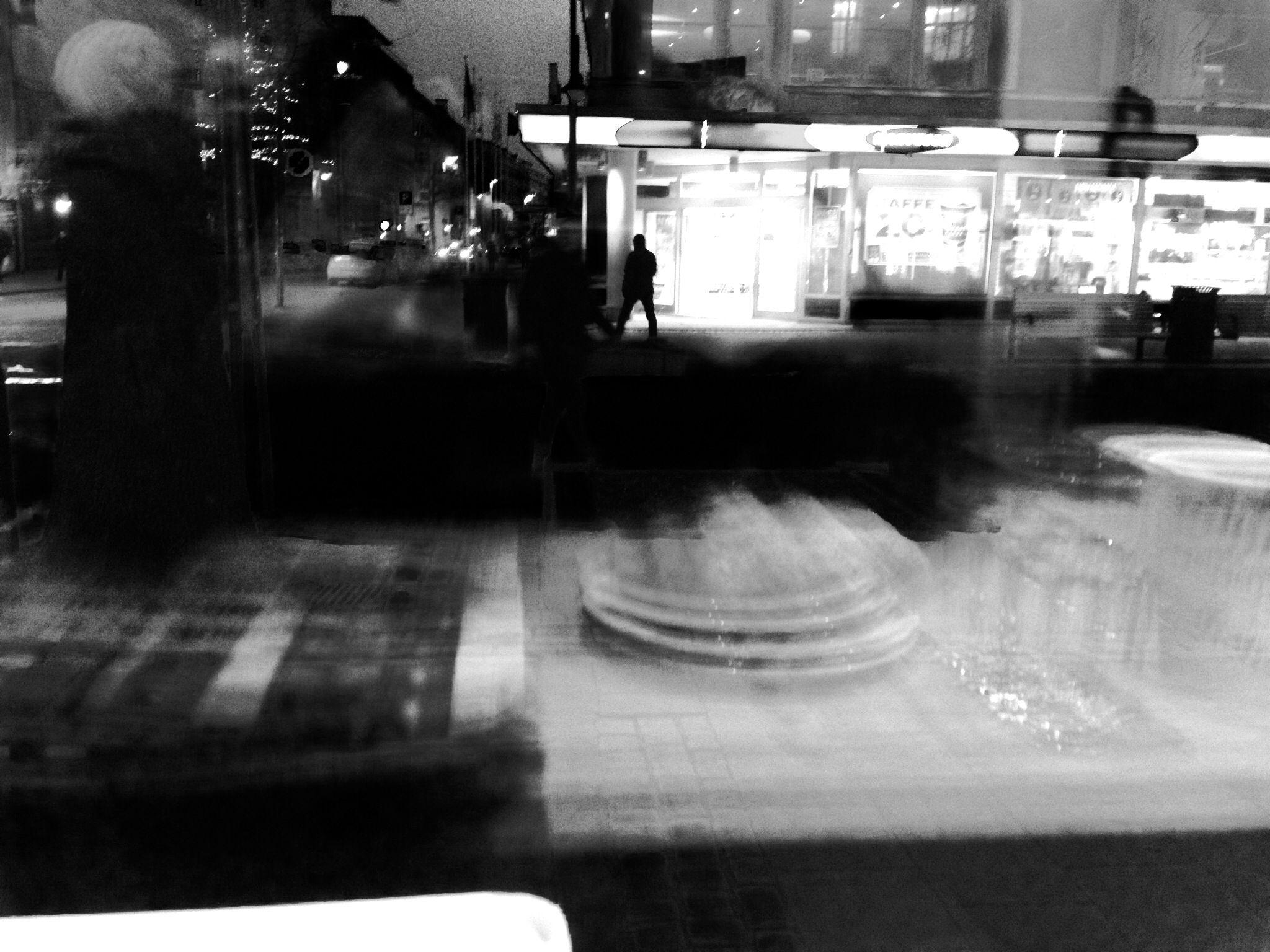 Through the Window Marie Indahl