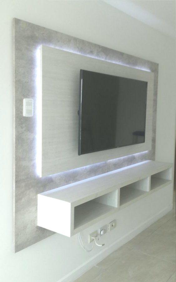64 Meilleures Conceptions Et Idees De Mur De Tele Tv Page 46 Sur 64 Interiordesignideas Homedes Wohnzimmer Tv Wand Ideen Tv Wand Wohnzimmer Tv Wand Design