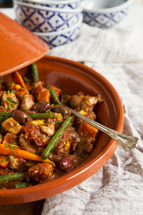 Feeling exotic try this moroccan chicken tagine moroccan chicken this delicious healthy moroccan chicken tagine recipe is the perfect dish to add a little spice and variety to your meal plan forumfinder Gallery