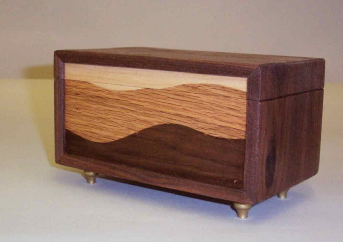 bandsaw jewelry boxes Simple Jewelry Box Designs Things that