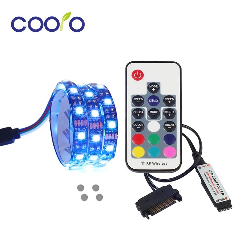 LED Strip PC Light Decorate your desktop with
