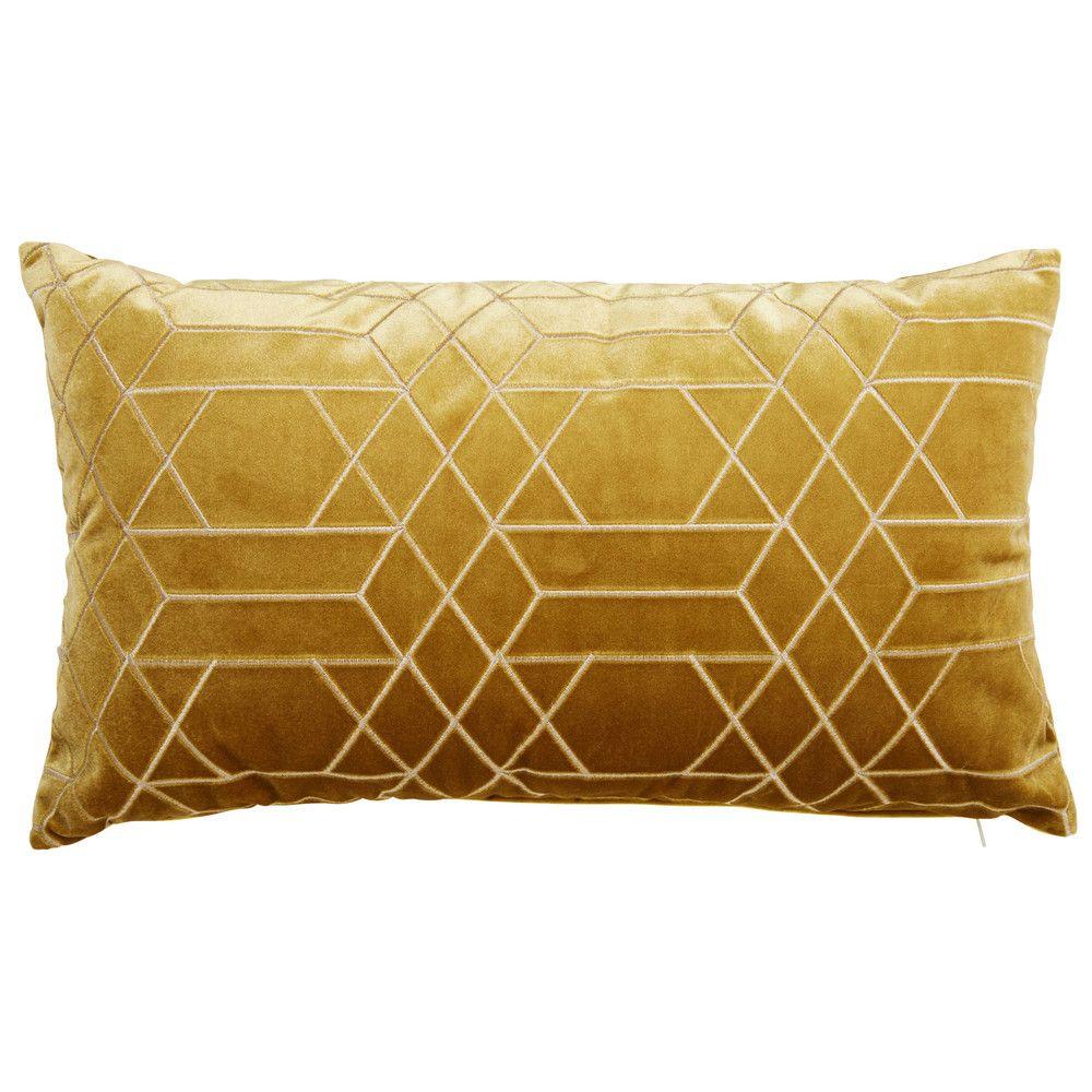 textile en 2019 coussins coussin moutarde coussin. Black Bedroom Furniture Sets. Home Design Ideas