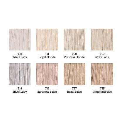 Wella silver lady color charm  pale ash blonde shop also rh pinterest