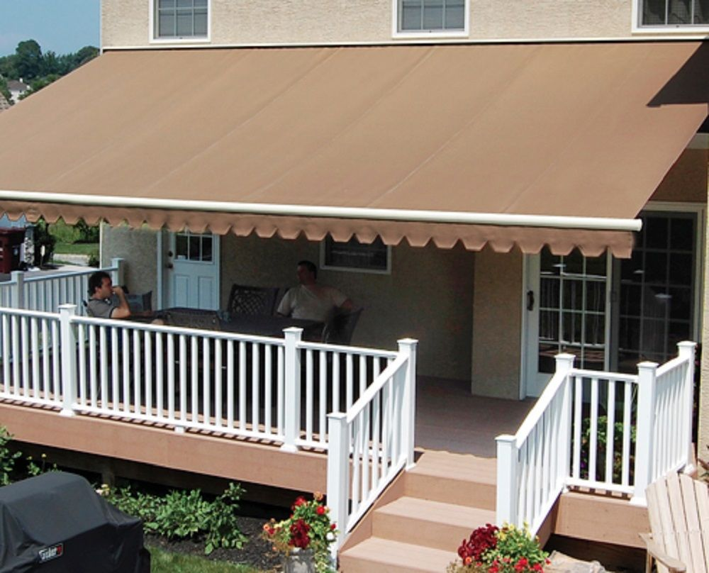 How To Install Retractable Awnings For Your Home