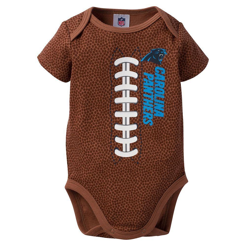 5fc141149 Kohl s Baby Carolina Panthers Football Bodysuit