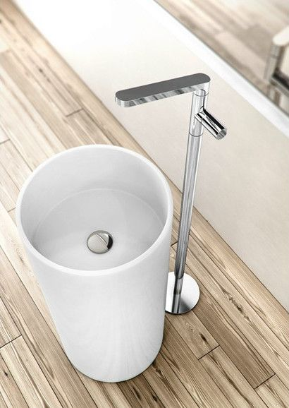Chrome Plated Washbasin Tap With Flow Limiter Nomos Go By Fima Carlo Frattini Design Castiglia Associati Robinet Plan Vasque Lavabo