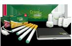 Electronic Cigarette Kit Comparison Chart