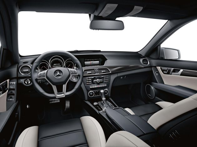 Mercedes Benz Introduces A Range Of Upgrades For Its 2013 C Class