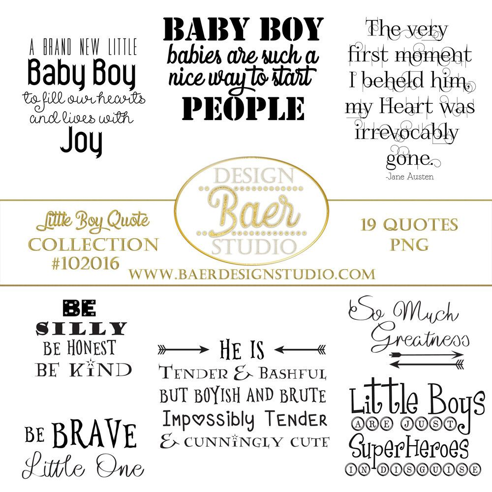 Baby scrapbook ideas quotes - Quotes About Boys Baby Boy Quotes Photo Overlays Quotes About Little Boys Inspirational Quotes Digi Stamps Baby Quotes 102016