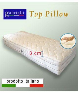 Coprimaterasso Memory Foam 5 Cm.Topper Memory Foam Top Pillow Mattress Pad Materasso Coprimaterasso