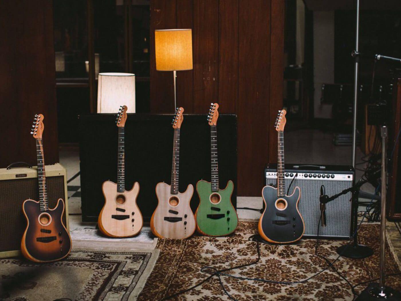 Travel Guitar Taylor Guitarathon In 2020 Fender American Guitar Telecaster