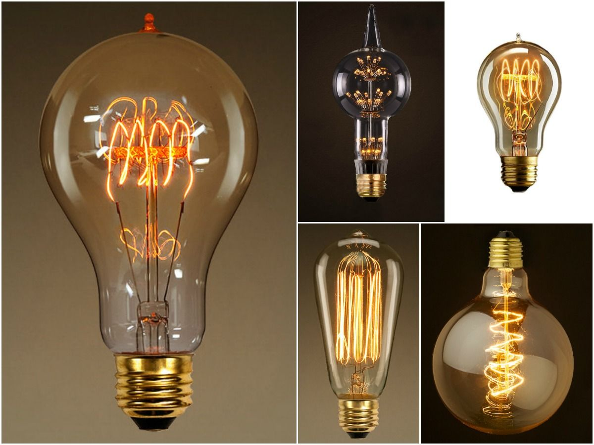 Special vintage style industrial edison ceiling lamp w bulb old - Comparative Of The 10 Best Edison Light Bulbs On The Market This Style Of Light