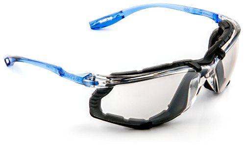 3M Safety Glasses Virtua CCS Protective Eyewear 11874 Removable Foam Gasket AntiFog I