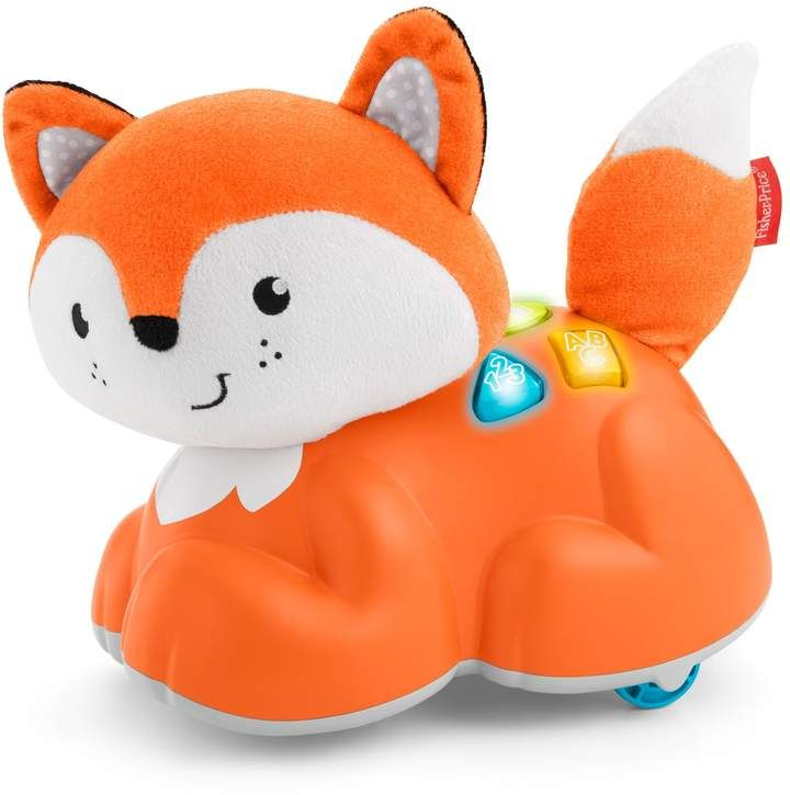 FisherPrice Crawl After Learning Fox