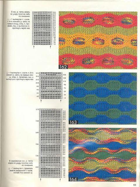Burda E293 BCE Vzory - Isabela - Knitting 2 - Álbumes web de Picasa ...