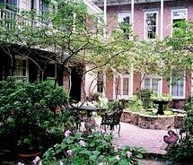 Place d'Armes Hotel Courtyard, New Orleans