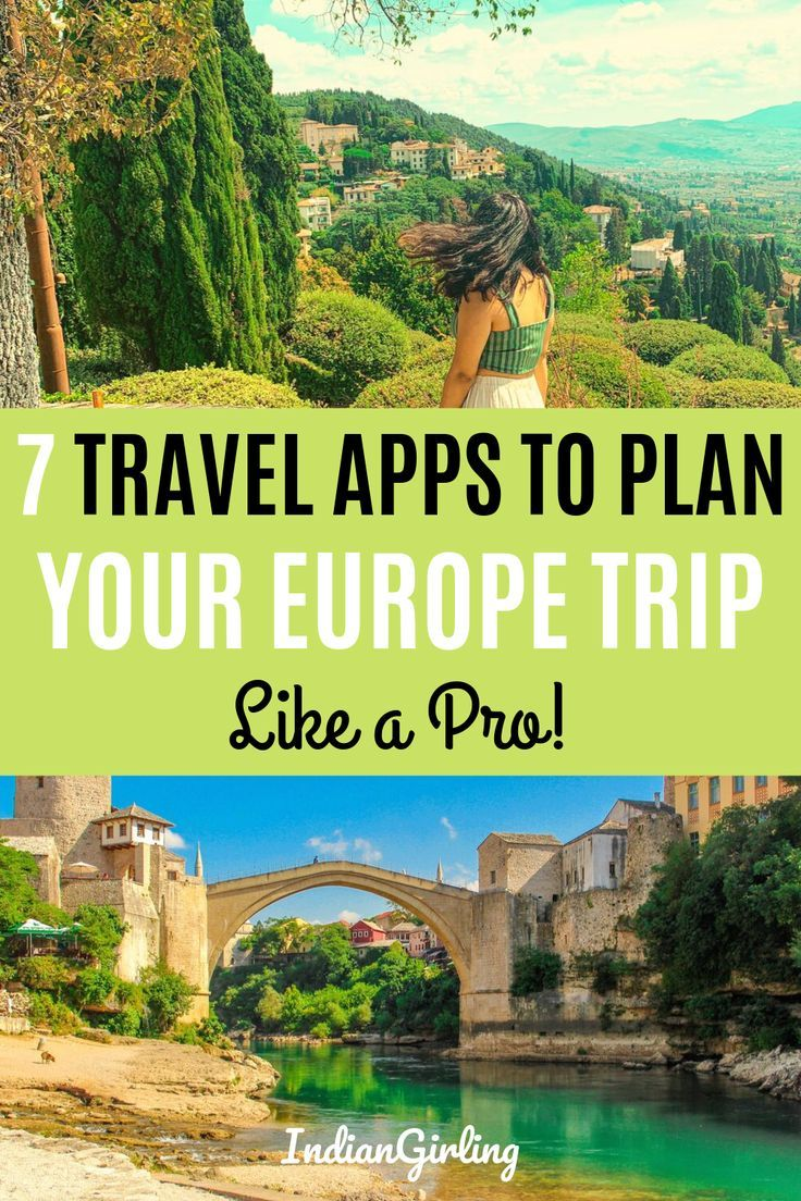 Planning to travel to Europe and don't know where to start