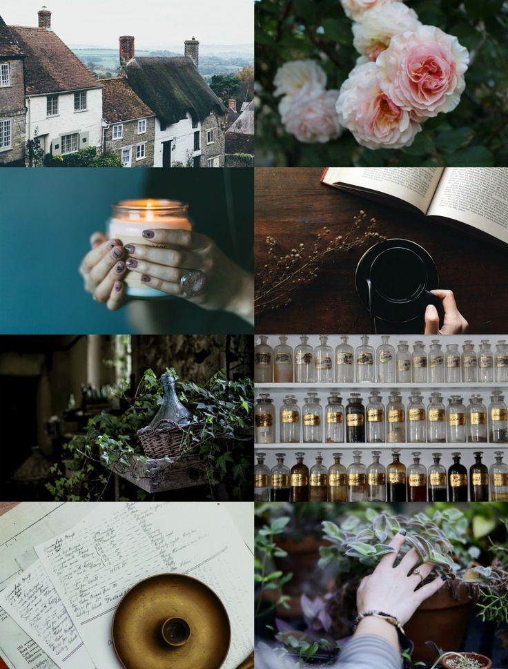 Searching for the Modern Cottage Witch Aesthetic - The Witch of Lupine Hollow