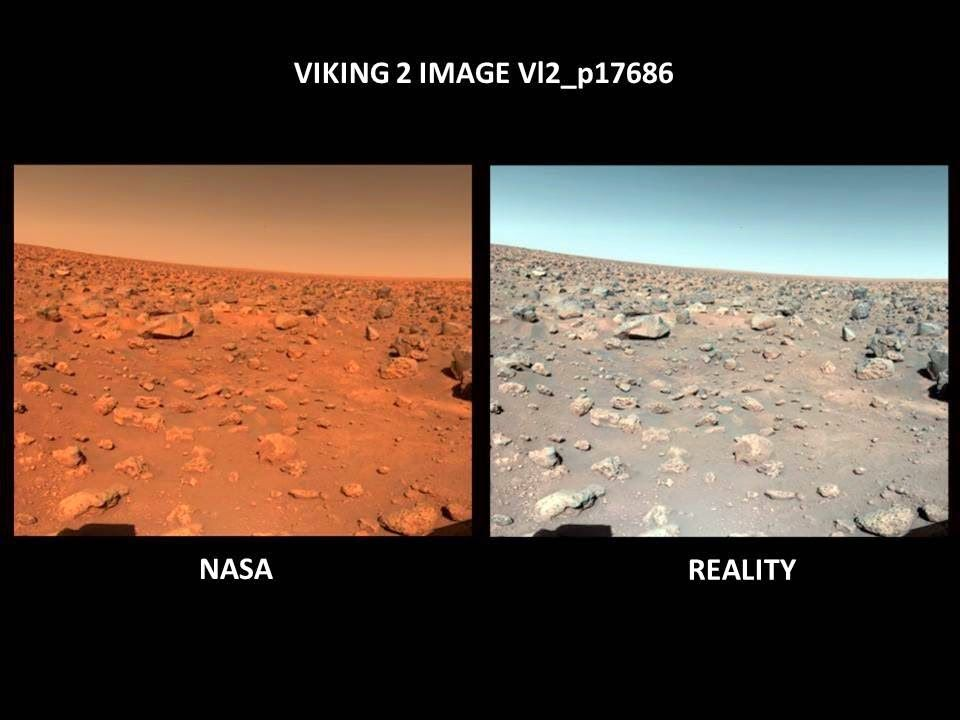 Substantial Amounts of Methane Suggests Life on Mars ...