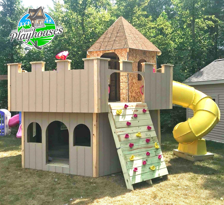 Whimsical Castle Plan Castle Playhouse Plans Castle Plans Castle Playhouse