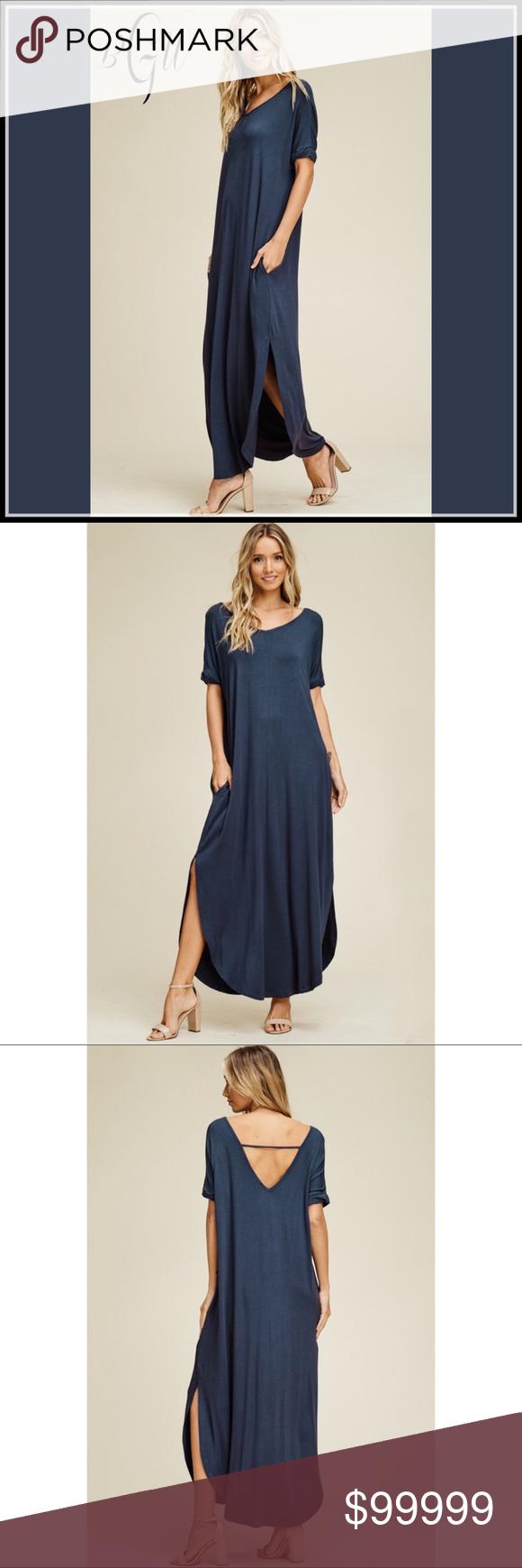 Cs Comfy Maxi T Shirt Dress With Side Slits Coming Soon Comfy Maxi T Shirt Dress With Side Slits A Knit Solid T Shirt Comfy Maxi Maxi Tshirt Dress Dresses [ 1740 x 580 Pixel ]