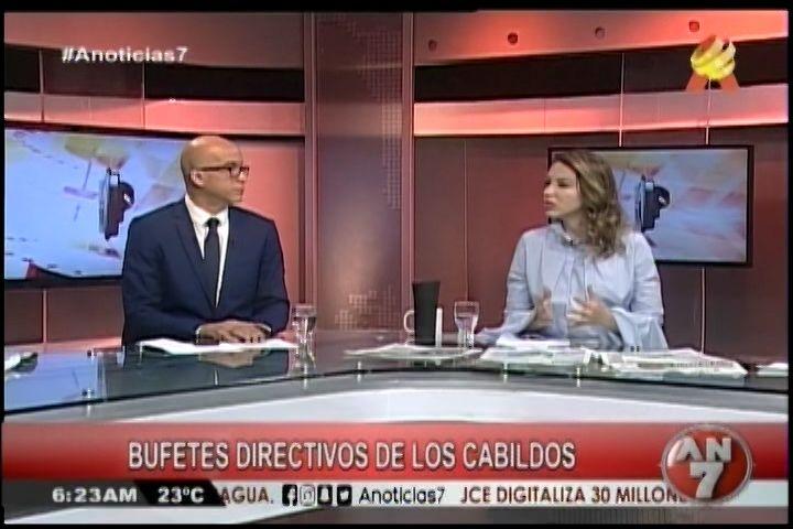Debate Del Día: Bufetes Directivos De Los Cabildos